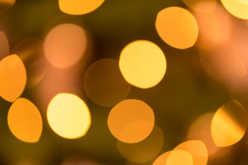 abstract blurred background also Christmas