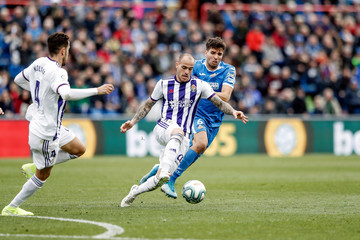 2019 La Liga Football Club Getafe v Real Valladolid Dec 15th