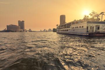 View of the city of Cairo Papier Peint