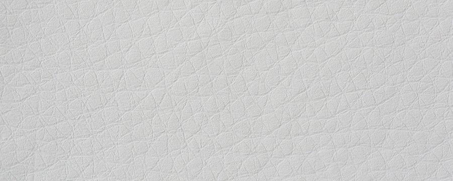 white leather texture.