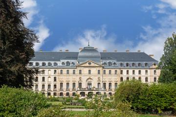 Schloss in Donaueschingen im Schwarzwald / Deutschland