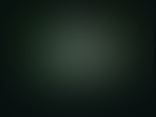 Blurred green background for studio photos. Studio portrait background. Different shades of green, from light to dark.