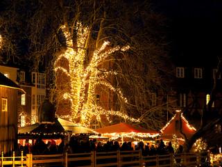 Weihnachtsmarkt in Lünebrug