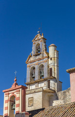 Fotomurales - Bell tower of the San Juan Church in Ecija, Spain