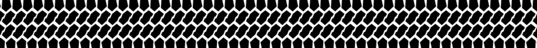 Tyre Tread Marks Web Banner On White