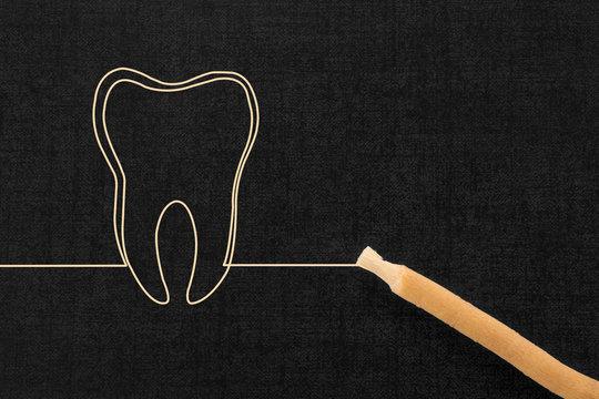 Natural dental care.