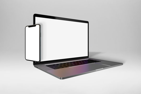 Laptop Pro & Phone X