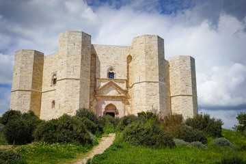 Puglia, Italy, Castel Del Monte