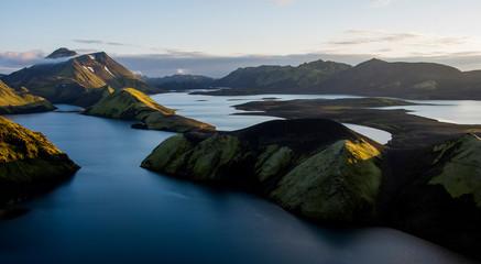 Langisjór lakes