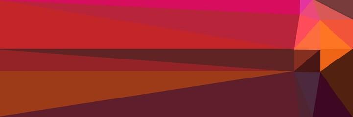 Fototapeten Rot kubanischen abstract colorful geometric background