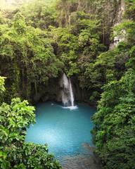 Kawasan Falls, Cebu, The Philippines - Aerial Photos