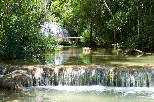 Natural Landscape in Bonito, state of Mato Grosso do Sul, Brazil