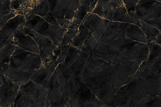 orange lined black marble background