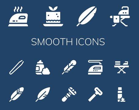 smooth icon set