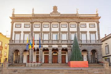 Las Palmas town hall, Gran Canaria, Spain