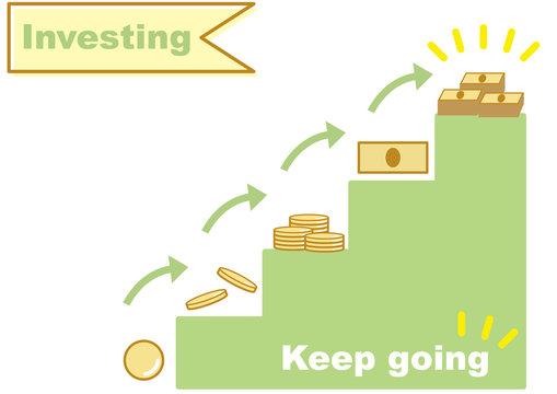 投資 イメージ
