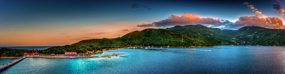 Port of Labadee Haiti