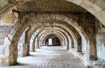 Agora of Smyrna in Izmir, Turkey Fototapete