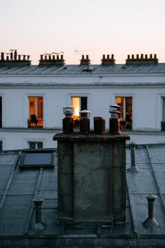 little houses of paris