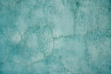 Blue cracked background