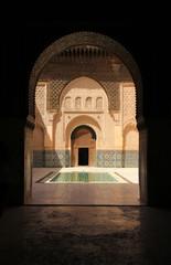 Ben Youssef Madrasa, Marrakesh, Morocco
