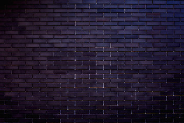 Foto op Canvas Wand Brick Brown a pattern backgrounds and texture, Closeup Brick wall background