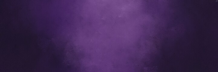 very dark violet, dark slate blue and antique fuchsia colored vintage abstract painted background with space for text or image. can be used as header or banner