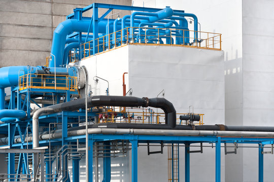Air Separation Plant for producing Industrial Gases