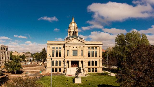 Wyoming State Capitol, Casper, Wyoming