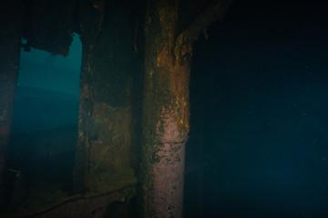 Poster Naufrage Bell Island ship wreck Newfoundland Canada