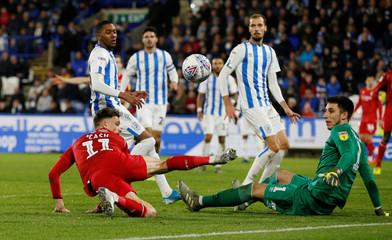 Championship - Huddersfield Town v Nottingham Forest