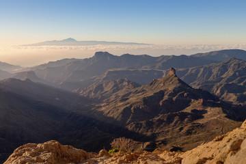 Paisaje Protegido Las Cumbres, Gran Canaria, Canary Islands, Spain