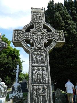 cross in Monister Boyce, Ireland