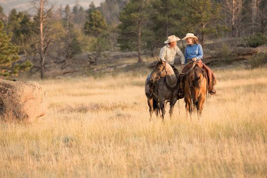Ranch Couple