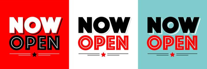 Now open Fototapete