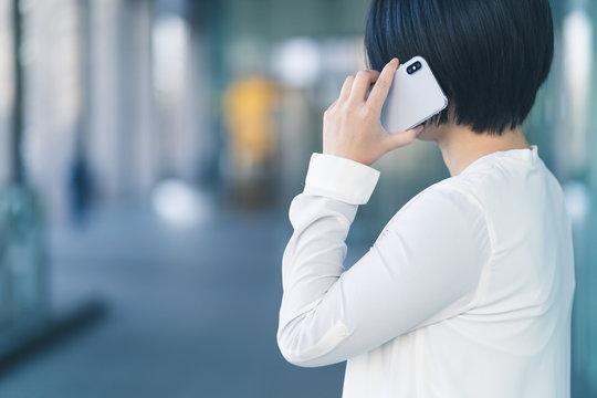 ビジネス 電話 スマートフォン