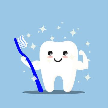Teeth cleaning.