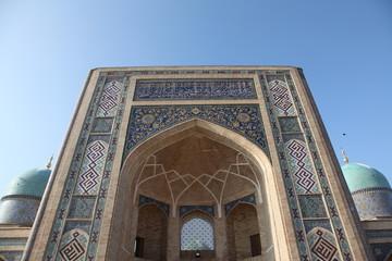 Uzbekistan, Tashkent, Barakhan Madrasah Tashkent