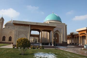 Uzbekistan, Tashkent, Suzuk Ota Complex