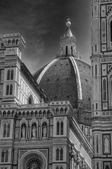 Wall Mural - Beautiful Pictures shot in Florence, Firenze, Italy with a Leica camera during the Summer period