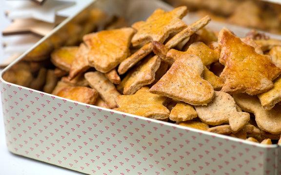 biscuits de Noël fait maison