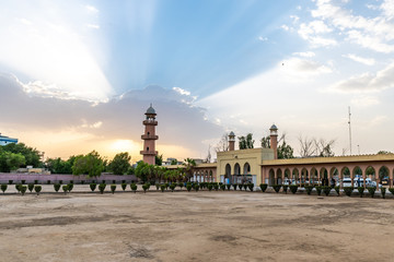 Hyderabad Eidgah Masjid Mosque 19 Fototapete