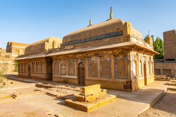 Hyderabad Tombs of the Talpur Mirs 53