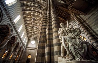 Dom, Italien, Umbrien, Orvieto Fototapete