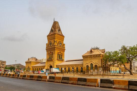 Karachi Empress Market 03