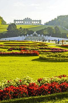Wien, Schloss Schönbrunn, Gloriette, Österreich, 13. Bezirk, S