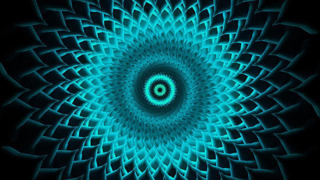 vortex tunnel hallucinate dmt concept space