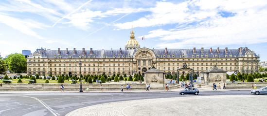 Paris, Musee de l Armee, Frankreich Fototapete