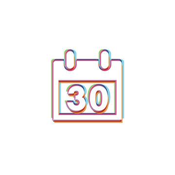 Calendar -  App Icon