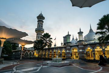 .Masjid Jamek mosque Kuala Lumpur